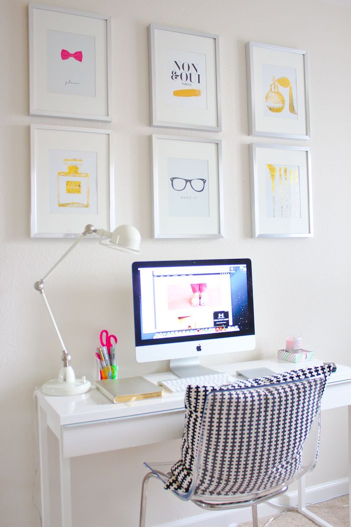 Como decorar o home office 9