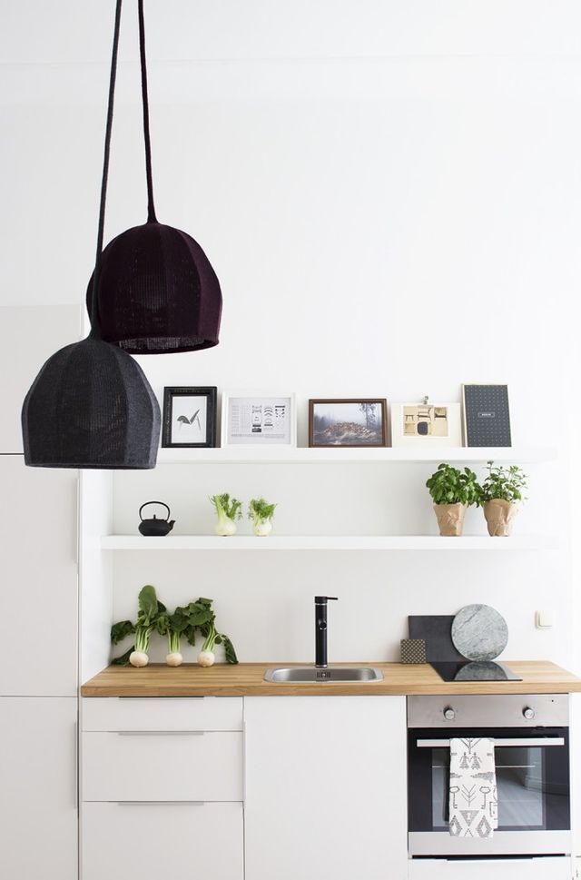 Dicas de decoração para cozinhas pequenas 10