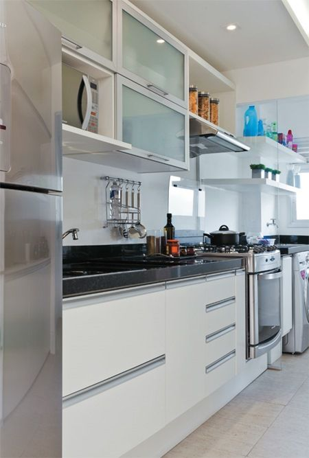 Dicas de decoração para cozinhas pequenas 2