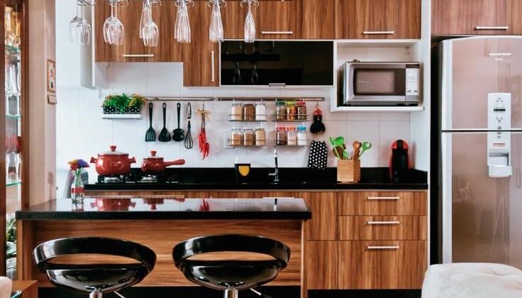 Dicas de decoração para cozinhas pequenas