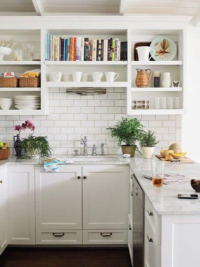 Dicas de decoração para cozinhas pequenas 9