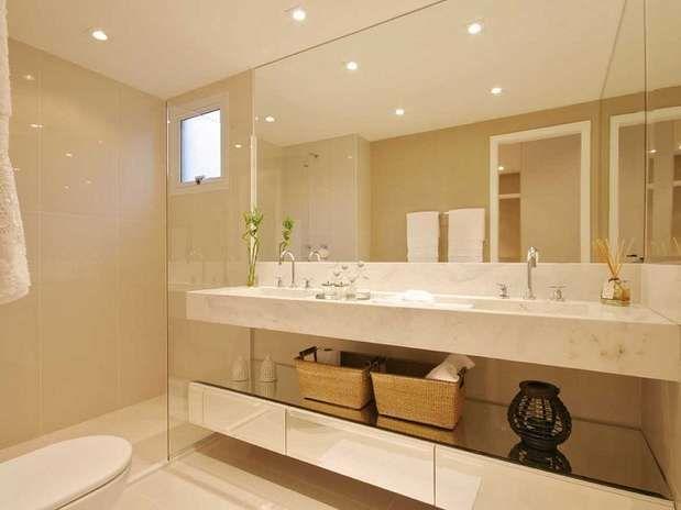 Decoração para banheiros grandes 5
