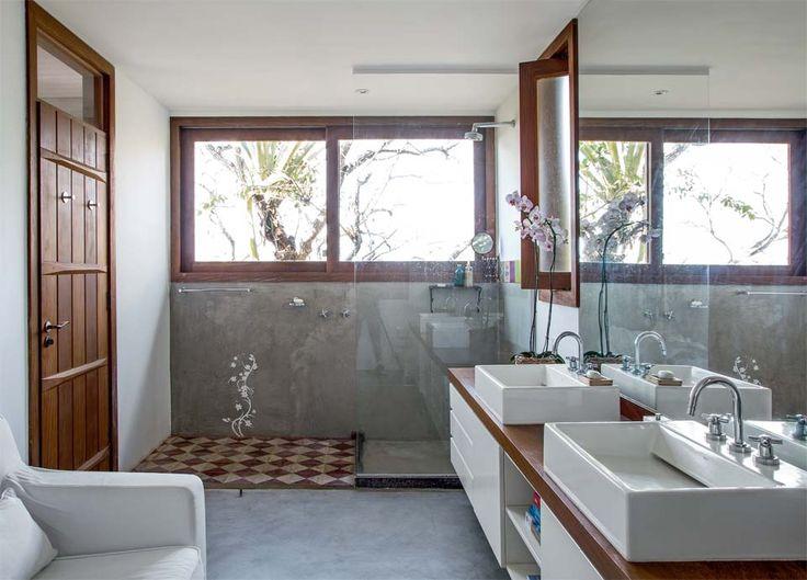 Decoração para banheiros grandes 6