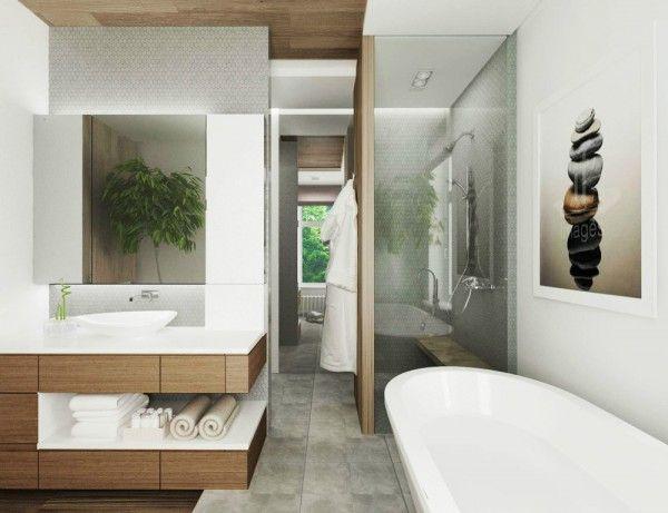 Decoração para banheiros grandes 8