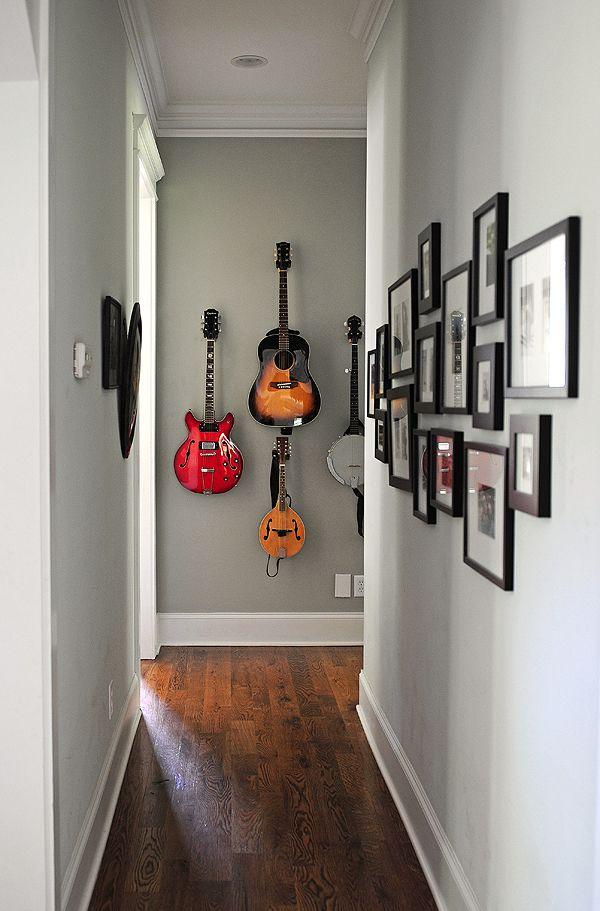 Ideias para decorar o corredor 12