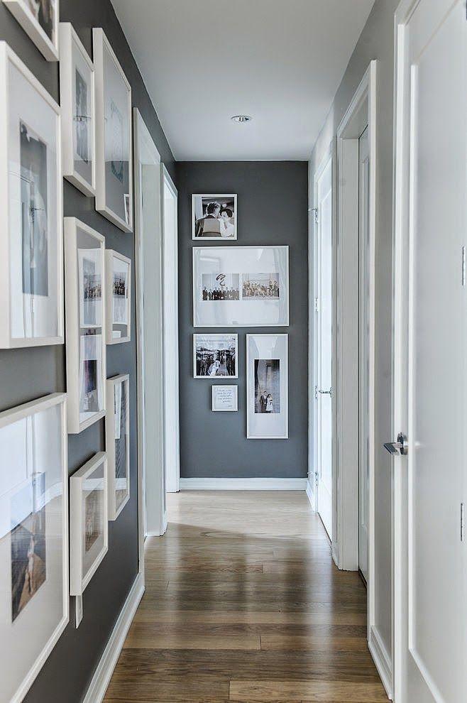 Ideias para decorar o corredor 3