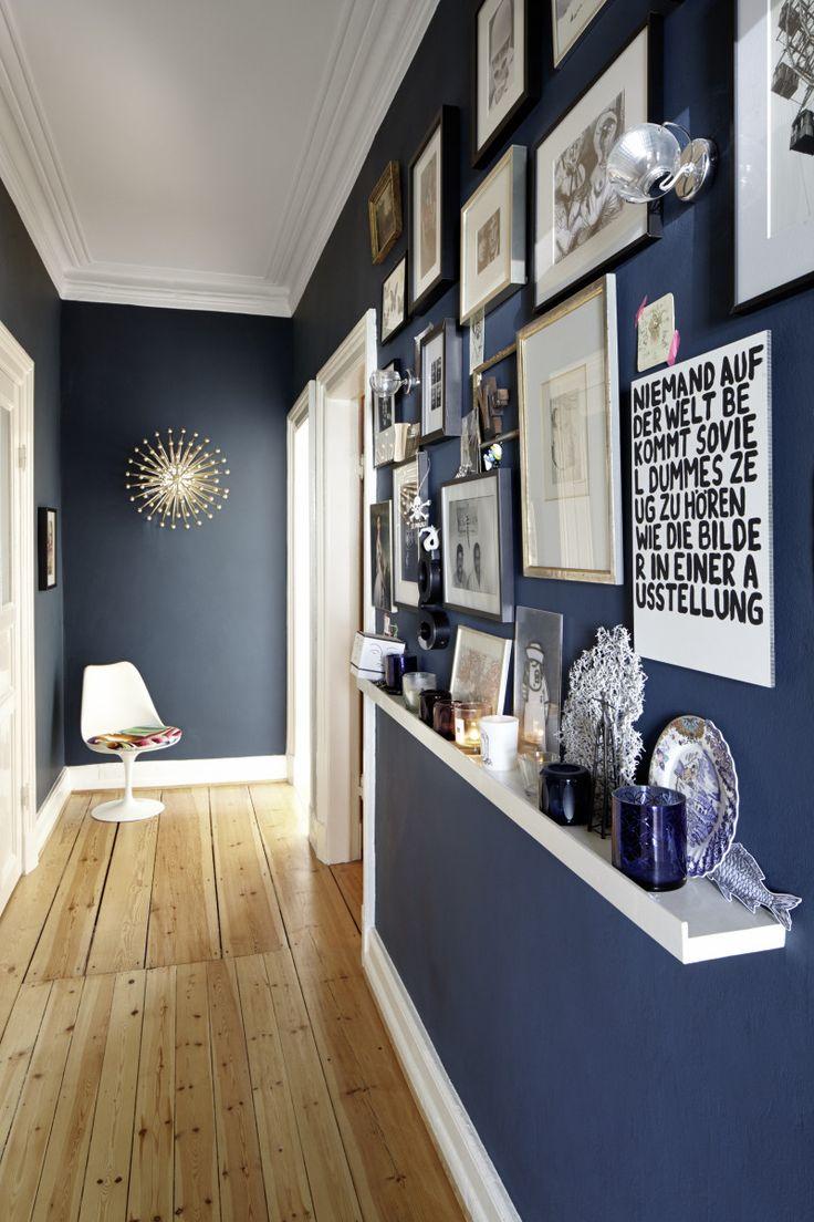 Ideias para decorar o corredor 7