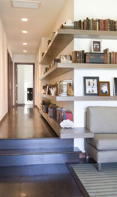 Ideias para decorar o corredor 9