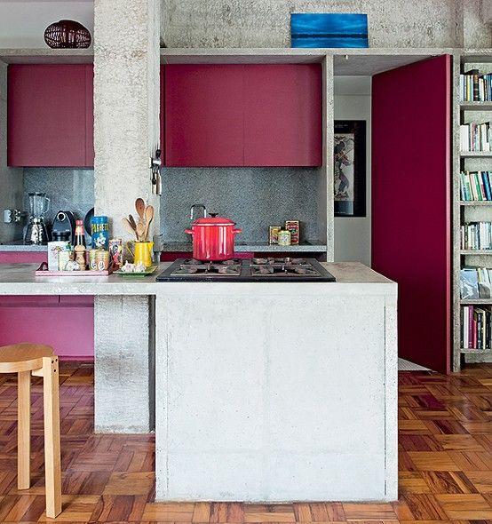 Cozinha colorida 13
