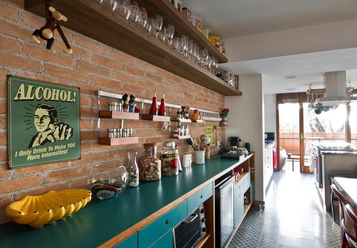 Cozinha colorida 3