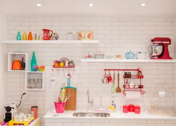 Cozinha colorida 7