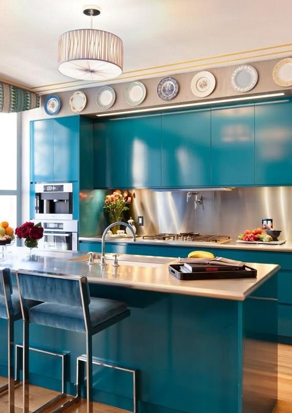Cozinha colorida 8