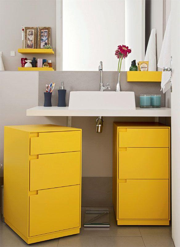 Ideias estilosas para o banheiro 11