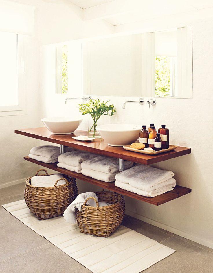Ideias estilosas para o banheiro 13