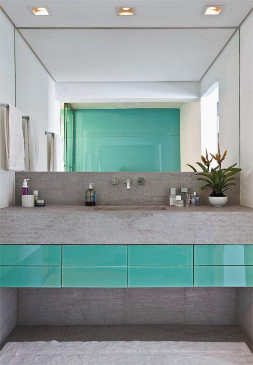 Ideias estilosas para o banheiro 2