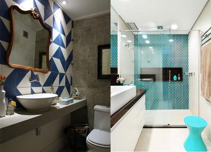 Ideias estilosas para o banheiro 3