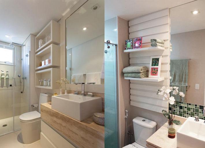 Ideias estilosas para o banheiro -> Ideias Criativas Para Pia De Banheiro