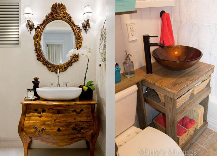 Ideias estilosas para o banheiro 5