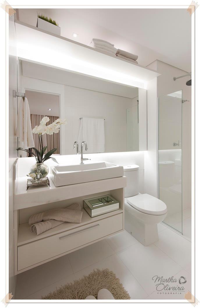 Ideias estilosas para o banheiro 8