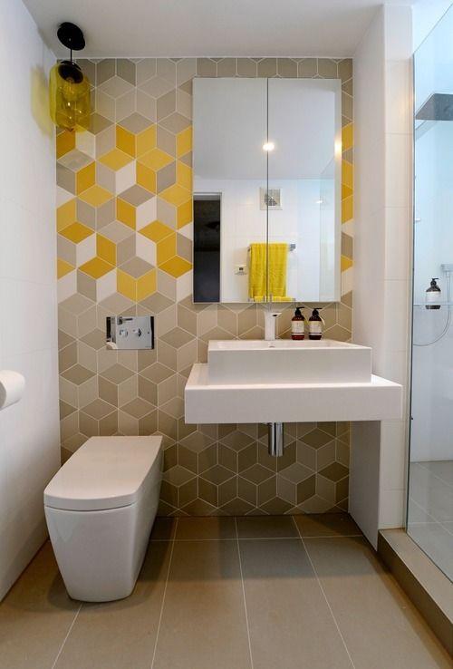 Ideias estilosas para o banheiro