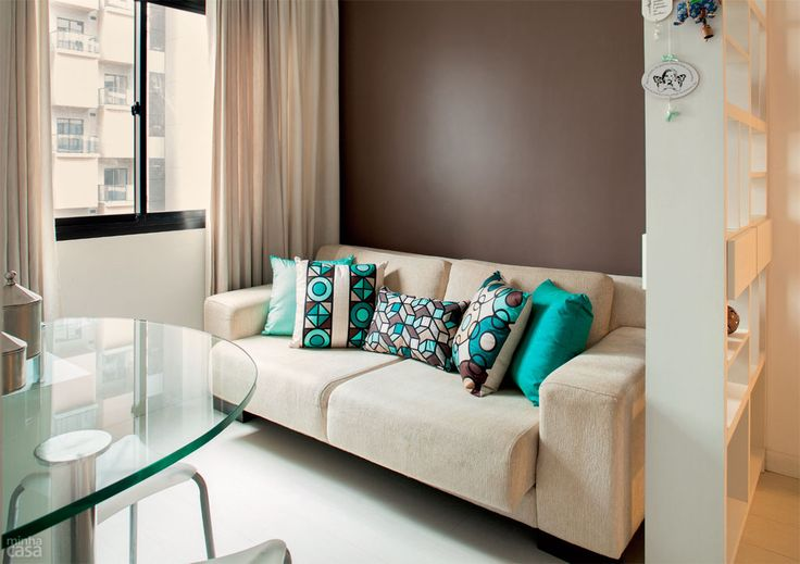Sofá-cama na decoração 10