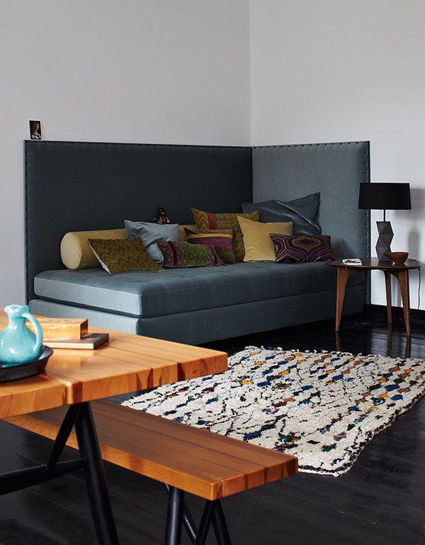 Sofá-cama na decoração 4