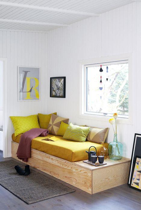 Sofá-cama na decoração 8
