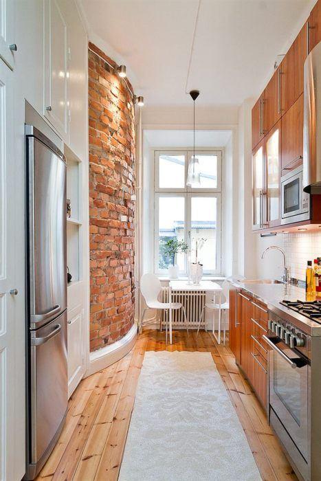 Como organizar cozinhas pequenas 6
