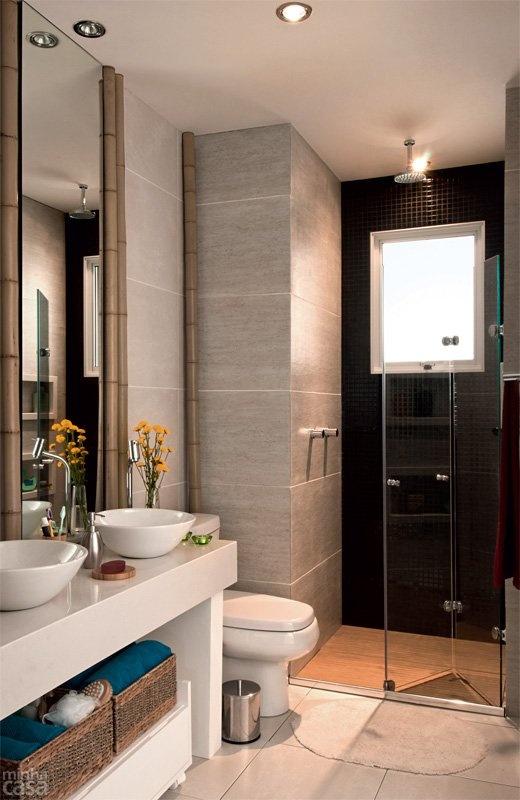 7 ideias para organizar o banheiro 8