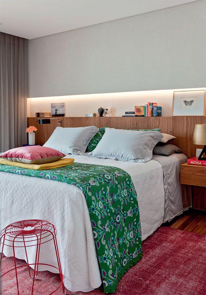 Como decorar a cabeceira de cama 5