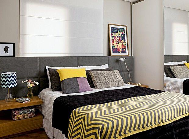 Como decorar a cabeceira de cama 6