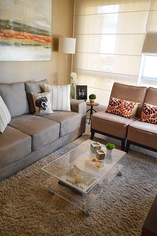 Sofá cinza na decoração 12