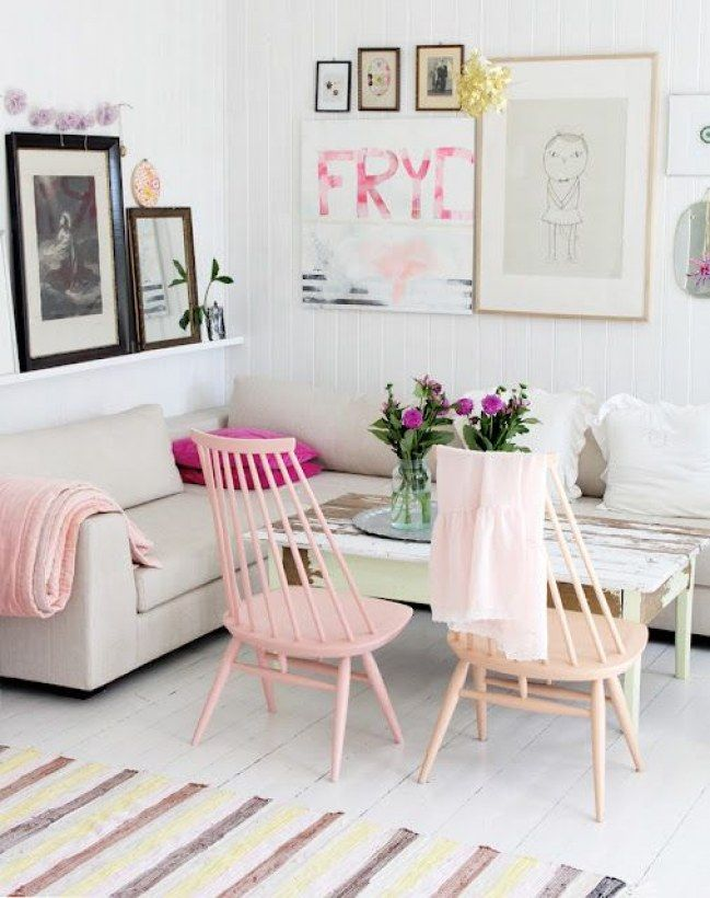 Outubro Rosa: inspirações para usar rosa na decoração 13