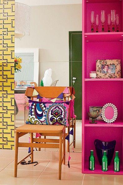 Outubro Rosa: inspirações para usar rosa na decoração 14