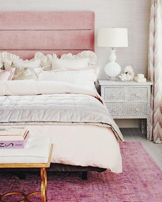 Outubro Rosa: inspirações para usar rosa na decoração 15