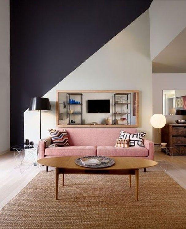 Outubro Rosa: inspirações para usar rosa na decoração 6
