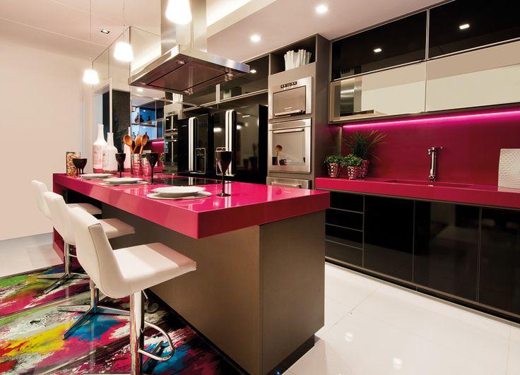 Outubro Rosa: inspirações para usar rosa na decoração 7