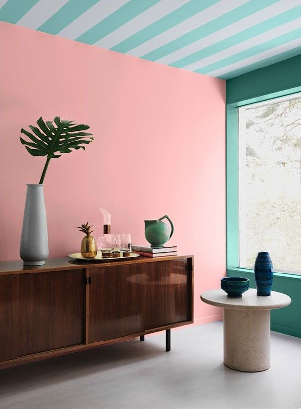Outubro Rosa: inspirações para usar rosa na decoração 8
