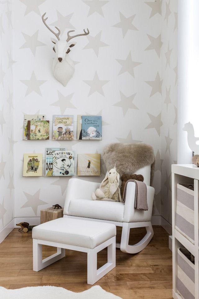 Cadeira de balanço na decoração 10