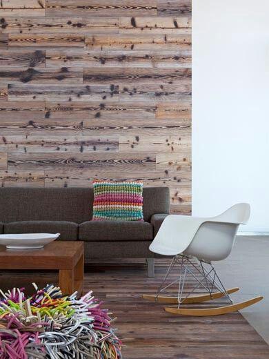 Cadeira de balanço na decoração 12