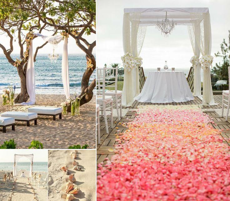 Como planejar um casamento na praia 11