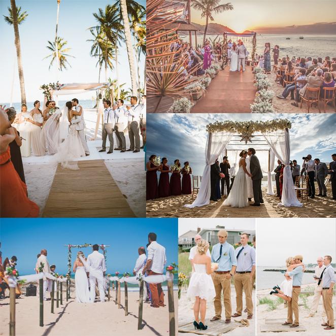 Como planejar um casamento na praia  4