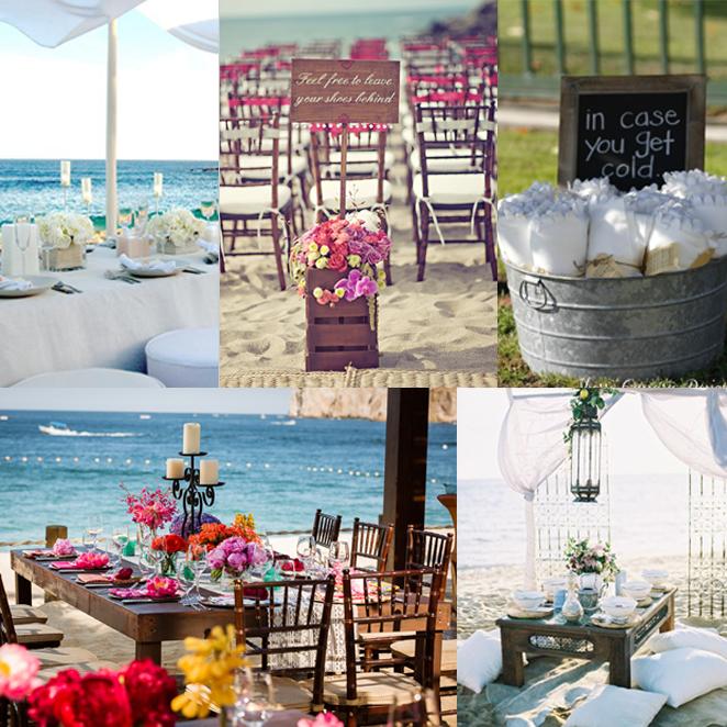 Como planejar um casamento na praia 5
