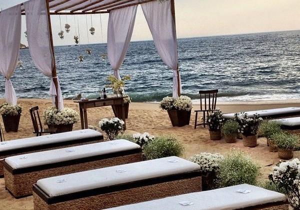 Como planejar um casamento na praia