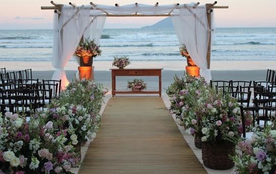 Como planejar um casamento na praia 8