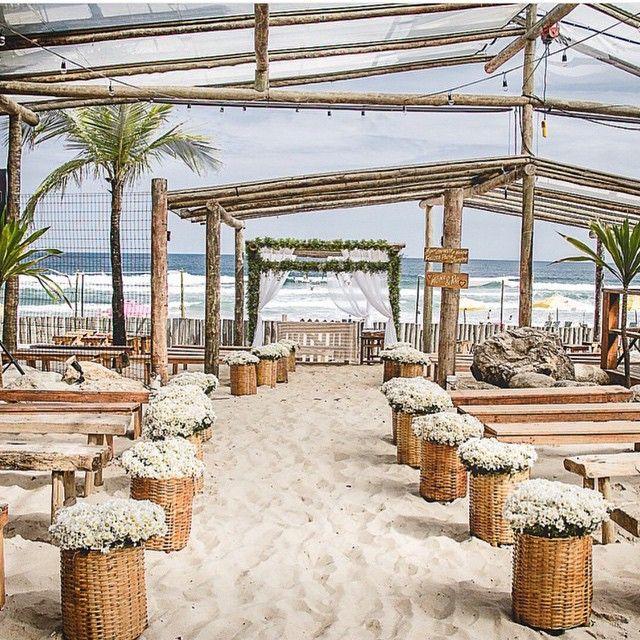 Como planejar um casamento na praia 9