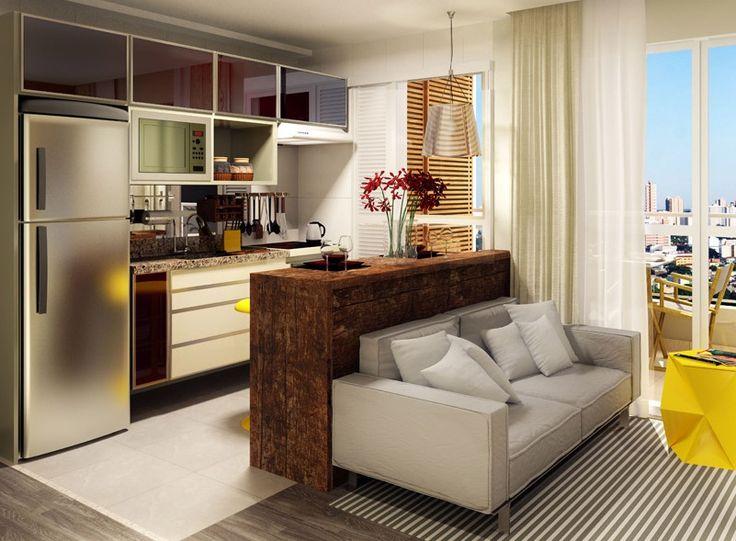 Dicas para decorar cozinha americana 3