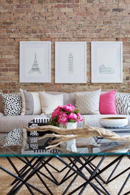 Outubro Rosa: inspirações para usar rosa na decoração