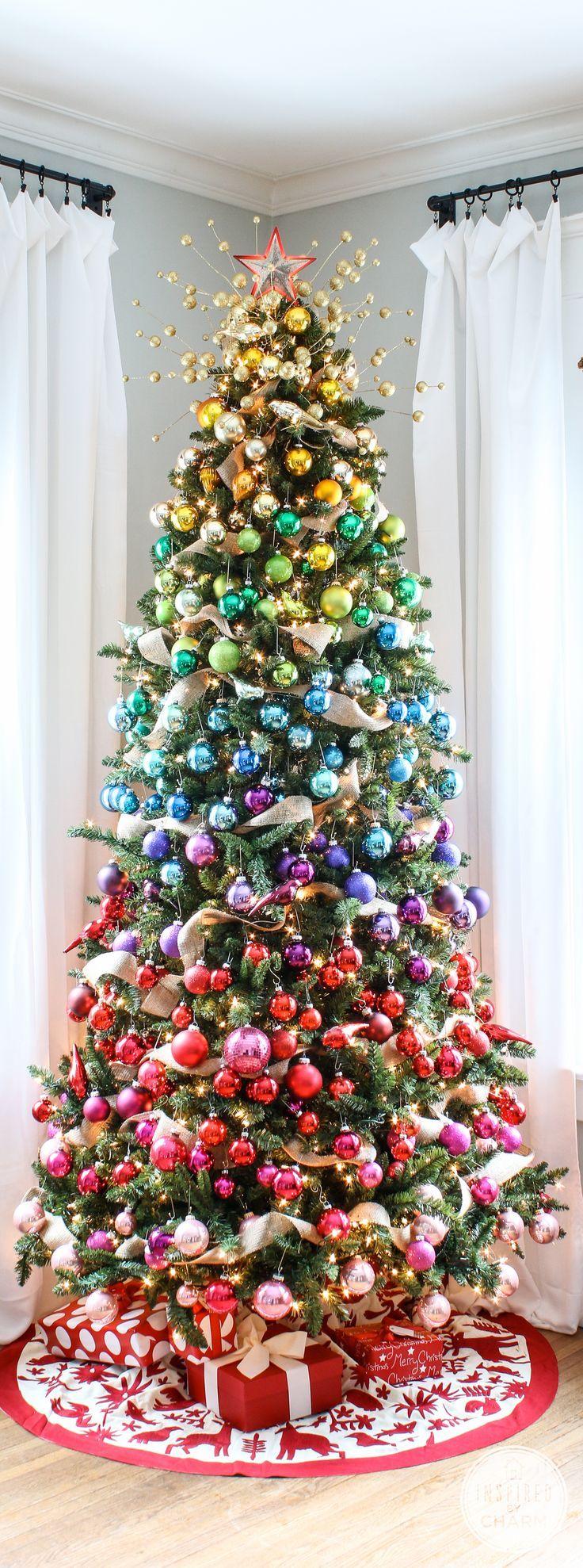 Casa decorada para o Natal 4
