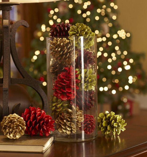 Casa decorada para o Natal 5
